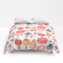 Fruits of the Woods Comforters