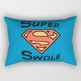 Super! Rectangular Pillow