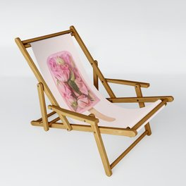 FLORAL POPSICLE Sling Chair