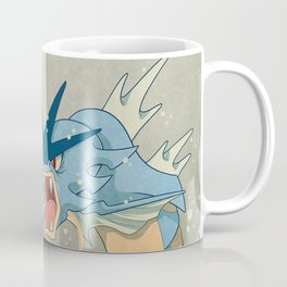 The Great Red Wave II Coffee Mug