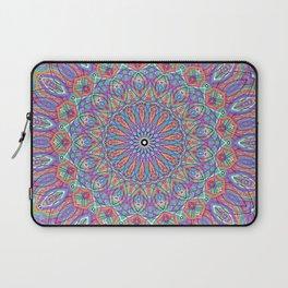 A little bit of Rainbow - Mandala Art Laptop Sleeve