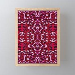 Magic Carpet Framed Mini Art Print