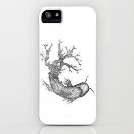 Koi Tree iPhone Case