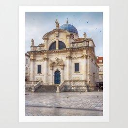Dubrovnik, Croatia 1 Art Print