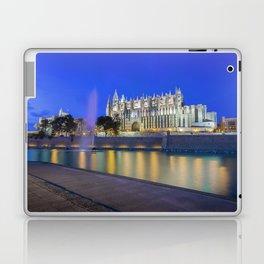 Palma Cathedral,Mallorca,Spain Laptop & iPad Skin