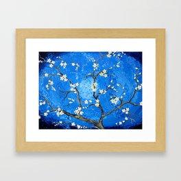 A Salute to Van Gogh Framed Art Print