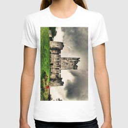 Ross Castle, Killarney National Park, Ireland. T-shirt