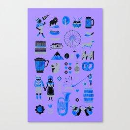 Oktoberfest Canvas Print