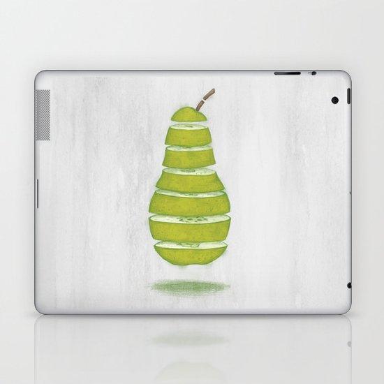 A Pear Apart Laptop & iPad Skin