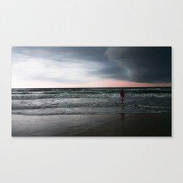 Main Beach - Gold Coast Canvas Print