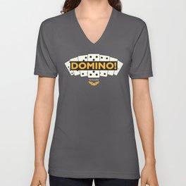 Domino! Logo Unisex V-Neck