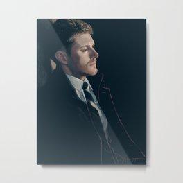Dean Winchester. Season 9 Metal Print