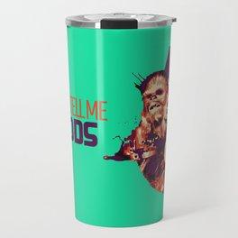 Han Solo & Chewbacca Travel Mug