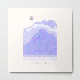 Mount Everest Metal Print