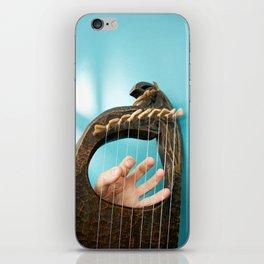 A Novgorod Lyre iPhone Skin