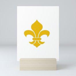 Scout Mom Proud Scout Parent Mini Art Print
