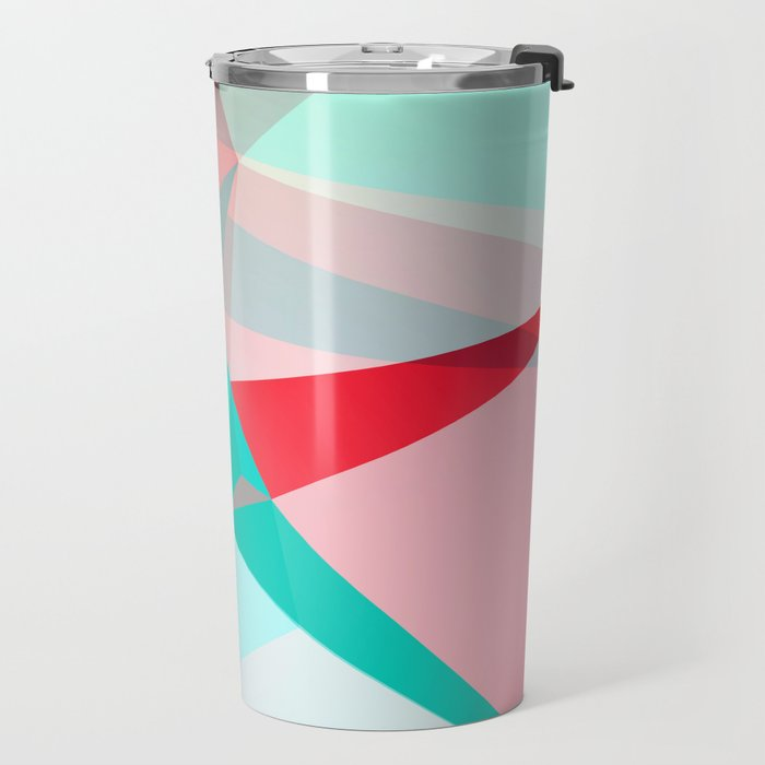 FRACTION - Abstract Graphic Iphone Case Travel Mug