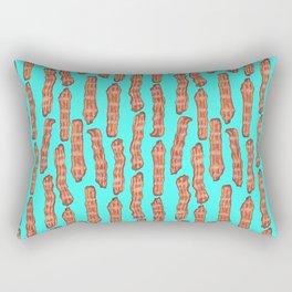 Bacon lovers pattern Rectangular Pillow