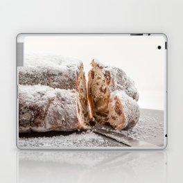 Christmas stollen Laptop & iPad Skin