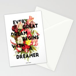 Every Great Dream, 2015 Stationery Cards