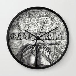 Art Beneath Our Feet Project - Gotland Wall Clock