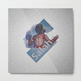 Salah11 Metal Print