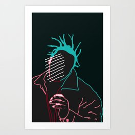 OL DIRTY BASTARD Art Print