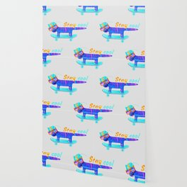 Cat Stay Cool Wallpaper