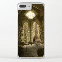 Wishes and Dreams Clear iPhone Case
