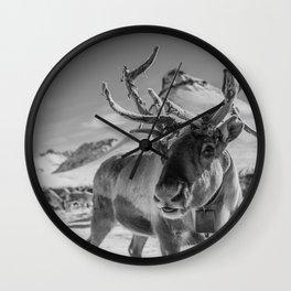 Rein Wall Clock