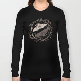Peppered Moths Long Sleeve T-shirt