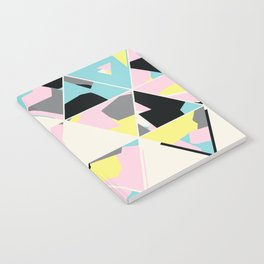 triangle no.3 / with love Notebook