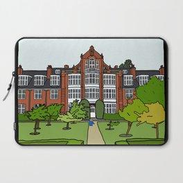 Cambridge Struggles: Newnham College Laptop Sleeve