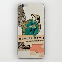 Unusual Optical  iPhone Skin