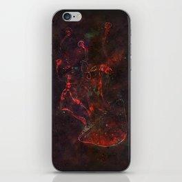 Jellyfish Dust iPhone Skin