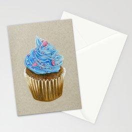 """Cupcake"" Stationery Cards"