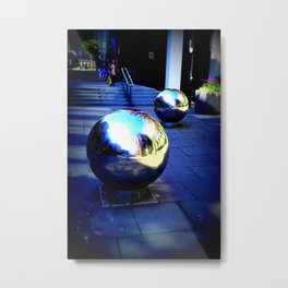 NEAR ST PAULS LONDON 2015 Metal Print