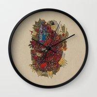 apollo Wall Clocks featuring - apollo - by Magdalla Del Fresto