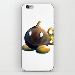 Bobomb! iPhone Skin