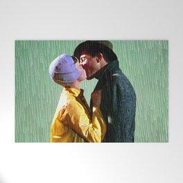 Singin' in the Rain - Green Welcome Mat