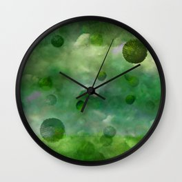 Aquatic Forest (Aquatic Creature) Wall Clock