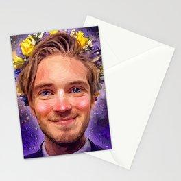 pewdiepie Stationery Cards