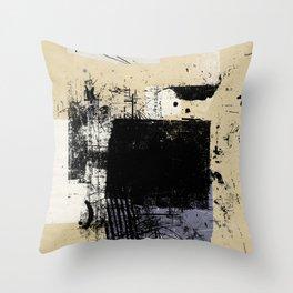 misprint 83 Throw Pillow