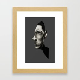 The Marshall Mathers Portrait Framed Art Print