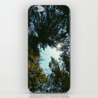 hiking iPhone & iPod Skins featuring Hiking  by William Reynolds