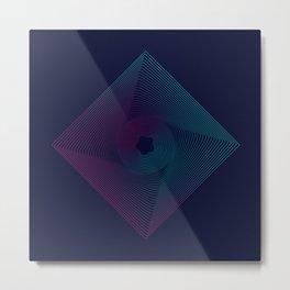 Geometrique 007 Metal Print