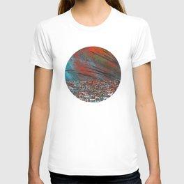 La ciudad de la furia T-shirt