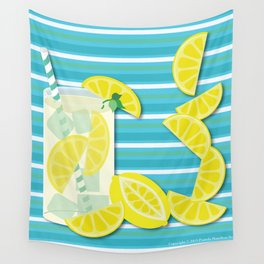 Refreshing Wall Tapestry