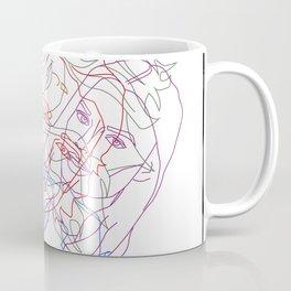 Familiar Faces Coffee Mug