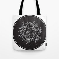 circle Tote Bags featuring circle by aticnomar